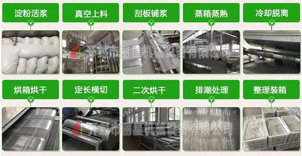 自动粉皮机生产流程